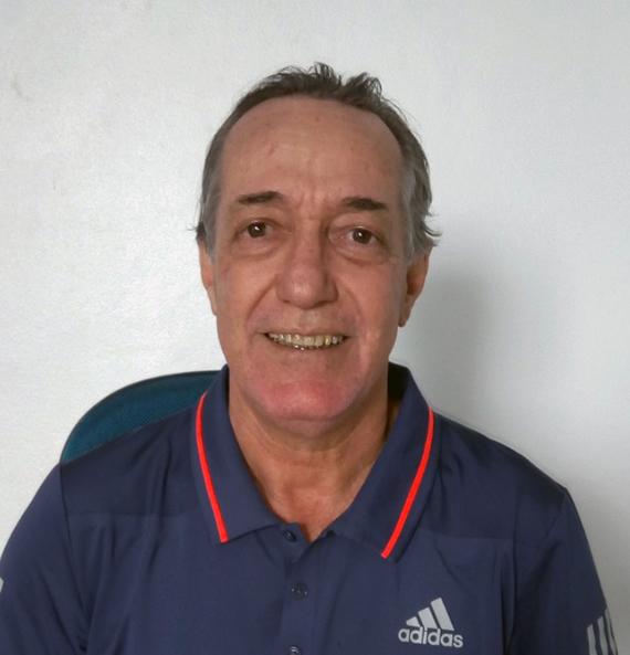 Luiz Getúlio Alves - Vice-Comodoro